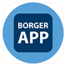 Logo for borger App