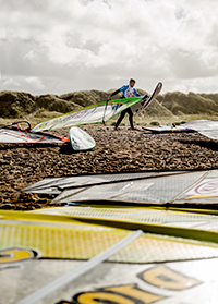 Cold Hawaii PWA World cup tilskuer